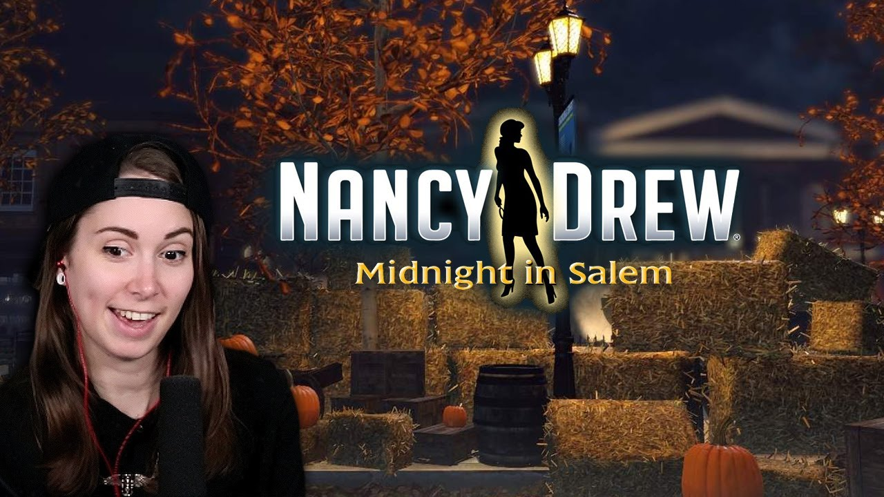 Download [ Nancy Drew: Midnight in Salem ] The Book of Apologies - Part 1