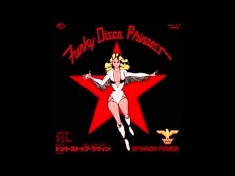 Funky Disco Princess     Spinach Power