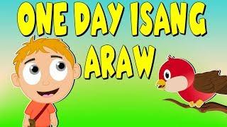 One day Isang Araw   Animated Tagalog Nursery Rhymes   Awiting Pambata Filipino