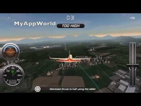 Flight Alert: Impossible Landings Flight Simulator iOS Gameplay 1080p HD 60fps