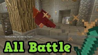 minecraft custom battle