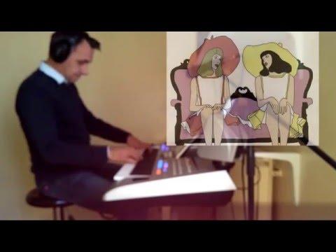 Le demoiselles de Rochefort - la chanson des jumelles - Tyros 4