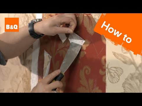 How to prepare walls & ceilings for decorating