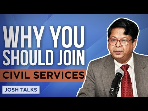 Valuable Lessons From An IAS Officer's Life | Debashis Sen | Career Motivational Speech