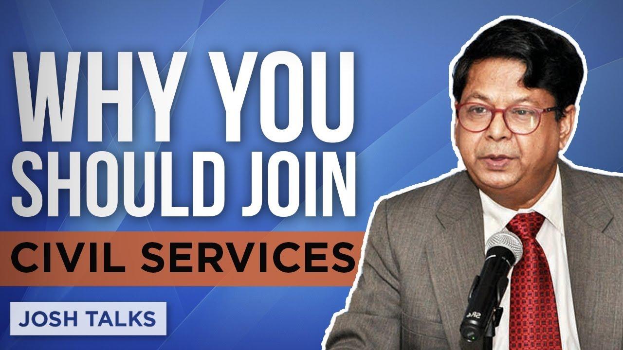 Valuable Lessons From An IAS Officer's Life | Debashis Sen | Career Motivational Speech