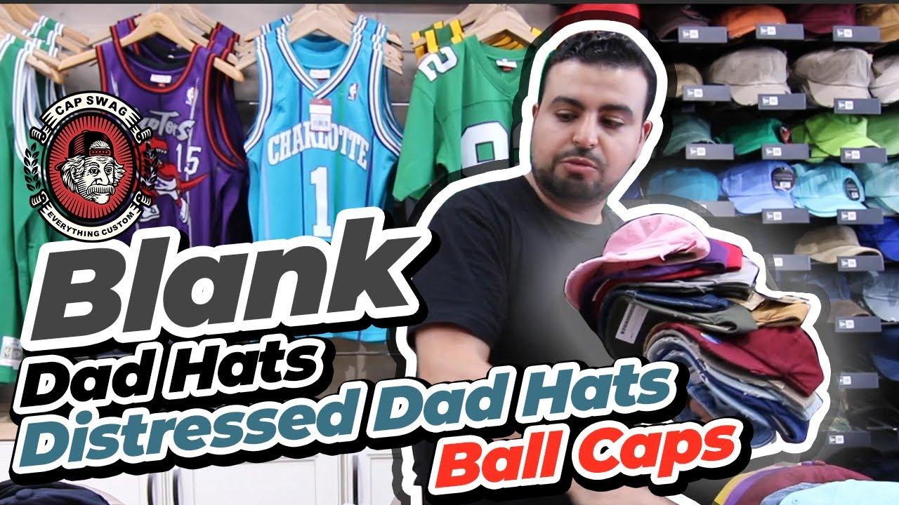 Blank Dad Hats  2eb26ac487e