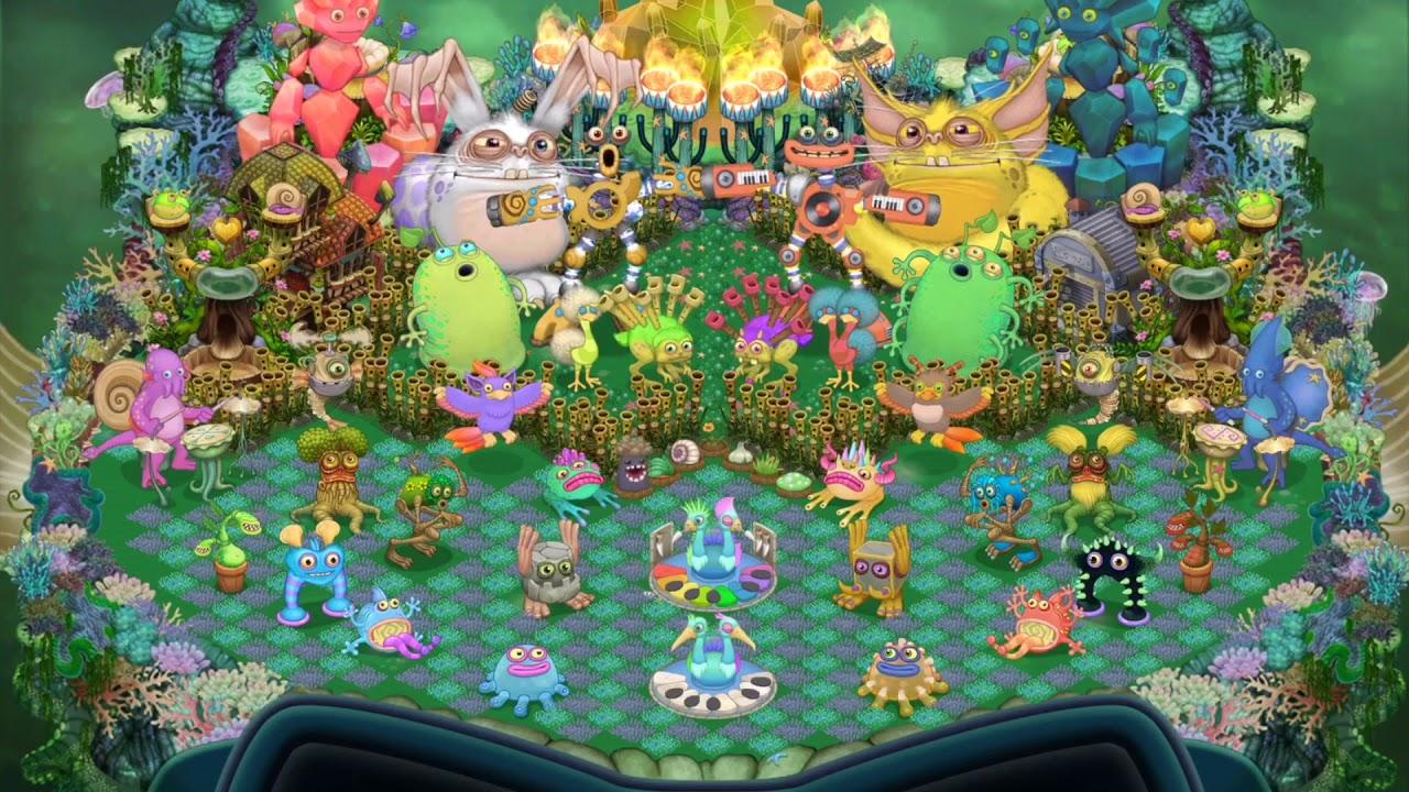 My Singing Monsters Best Water Island