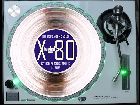 X-TENDED 80 - NON STOP DANCE MIX VOL. 20 (℗2014)
