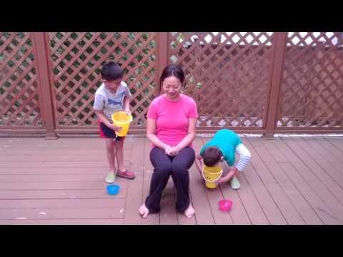 May's Ice Bucket Challenge