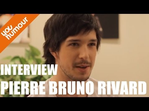 Interview de Pierre-Bruno Rivard