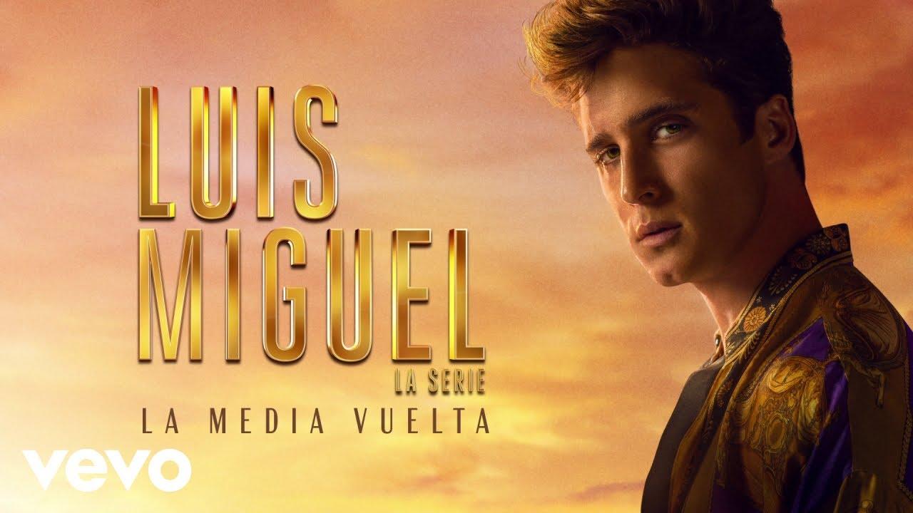 Diego Boneta - La Media Vuelta (Letra/Lyrics)