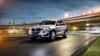 BMW X5 eDrive Concept ENGLISH VERSION