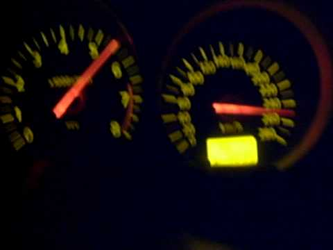 Nissan 350z top speed on german autobahn - YouTube
