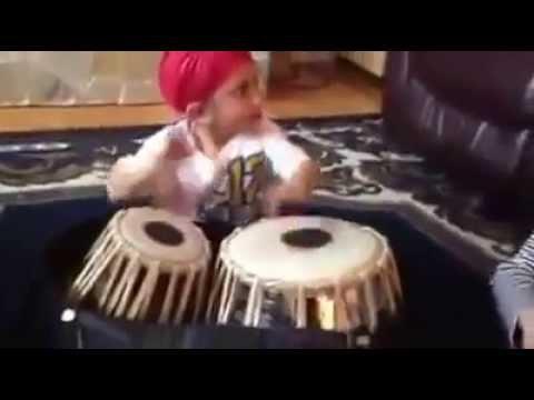 Young Sikh Kids Performing Mesmerizing Kirtan!