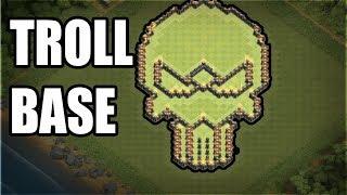 BEST TH11 Troll / Farming Base 2018 | Clash of Clans