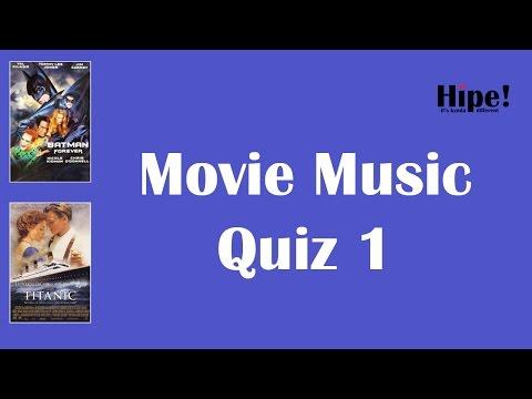 Movie Music Quiz 1