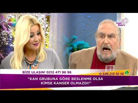 Kanserden Koruyan yiyecekler Prof Dr Erkan Topuz