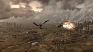 Skyrim Battles - RETRO - Karliah vs Aela the Huntress [Master Settings]
