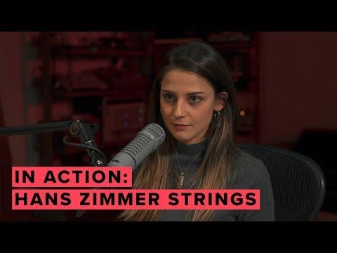 In Action: Hans Zimmer Strings  Pulse Adrift