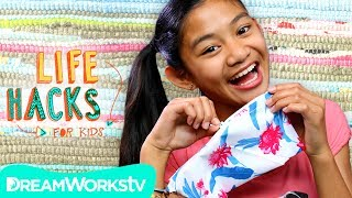 Scrap Fabric Hacks | LIFE HACKS FOR KIDS