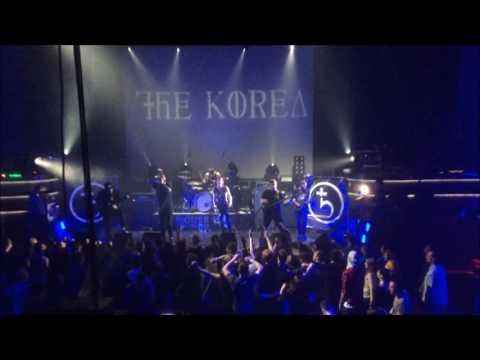 Выступление The Korea на Belarus Underground Awards (BUA) 8 мая 2016, Минск