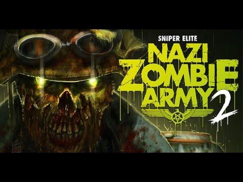 [PC] Sniper Elite Nazi Zombie Army 2 Playthrough 3-2 |