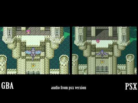 Final Fantasy V (GBA/PSX) Review