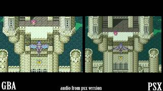 Final Fantasy V (GBA/PSX) Review