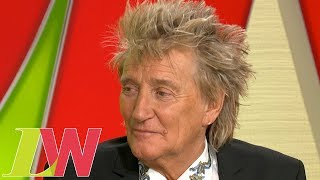 Sir Rod Stewart Swore He Would Never Marry Again Until He Met Penny | Loose Women
