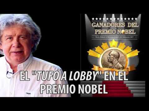 """Fernando Villegas - """"Tufo a lobby"""" en el Premio Nobel"""