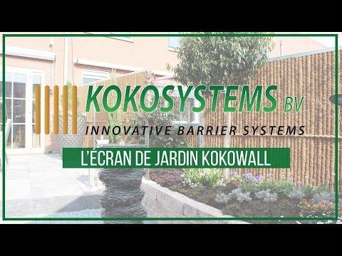 Les écran De Jardin Kokowall Youtube