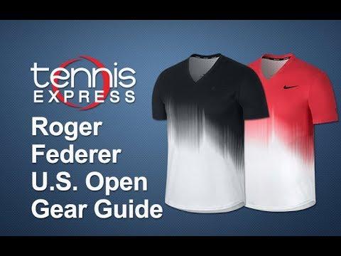 Roger Federer 2017 US Open Gear Guide | Tennis Express