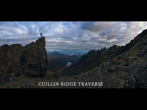 Ridge Dreams - Cuillin Ridge solo