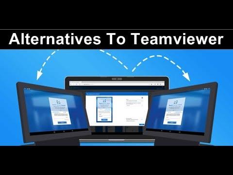 Top 11 Best Teamviewer Alternatives Software 2018