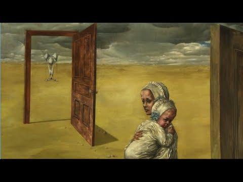 Dorothea Tanning. Detrás de la puerta, invisible, otra puerta