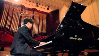 Chi Ho Han – Prelude in G minor Op. 28 No. 22 (third stage)