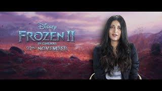 Frozen 2   Shruti Haasan   Tamil   Disney Studios IN