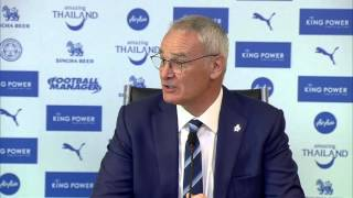 Claudio Ranieri jokes about getting a knighthood after draw v West Ham