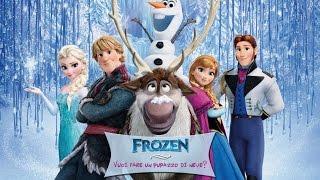 FROZEN - Vuoi fare un pupazzo di neve? ITA (HD)
