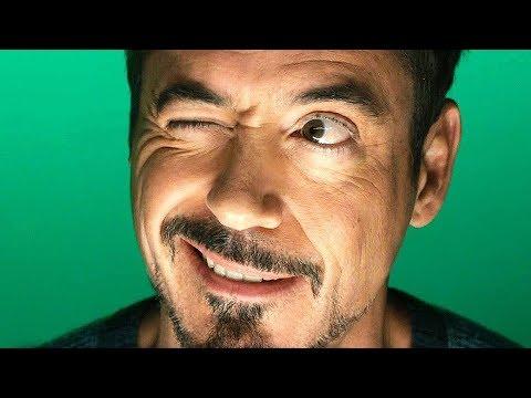 Bloopers Que Nos Hacen Amar A Robert Downey Jr. Aún Más