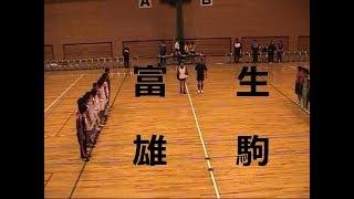 ハンドボール男子  2年次    富雄高VS生駒高校