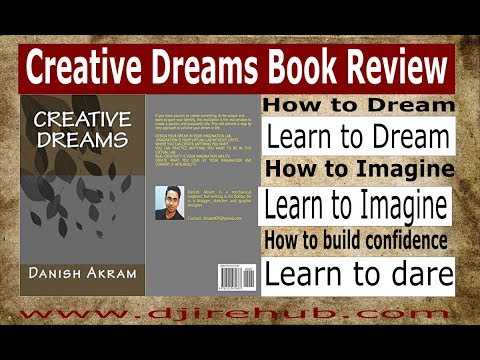 creative Dreams By Danish Akram I Book Review By Dr. T. Badshah