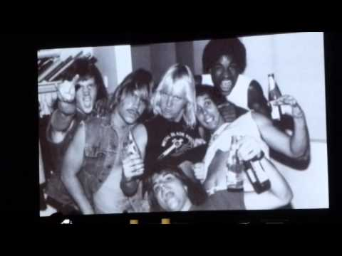 Jeff Hanneman Memorial Celebration ( Video Montage ) @ The Hollywood Palladium 5-23-2013 Mp3