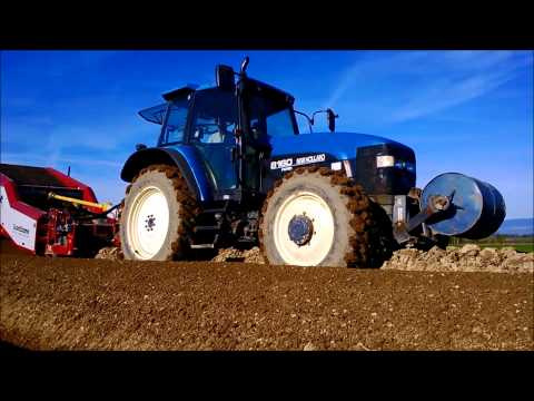 GoPro Plantation de Pdt 2014 en Suisse / Potatoes planting 2014 in Switzerland