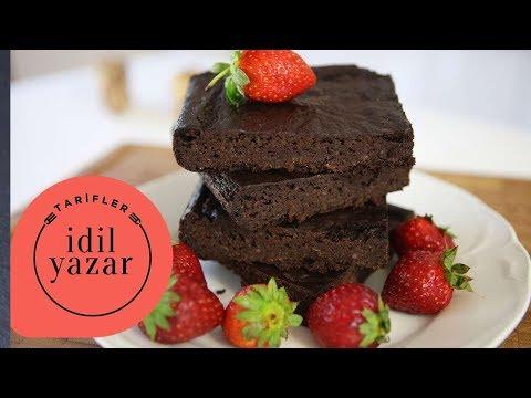 Diyet Brownie Nasıl Yapılır ? - İdil Yazar - Yemek Tarifleri
