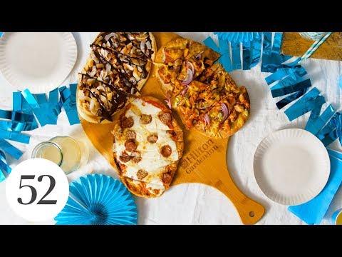 3 Flatbreads For Easy Entertaining   Food52 + Hilton Garden Inn