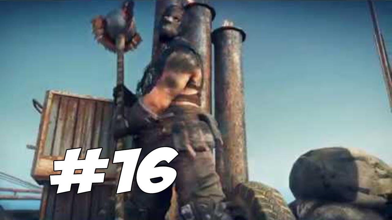 Как Исправить Вылет (ошибку при входе) в игру Mad Max - YouTube