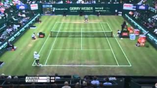 Federer crushes Zverev with second career 6-0, 6-0 FULL HIGHLIGHTS ★ ATP Gerry Weber Open 2013