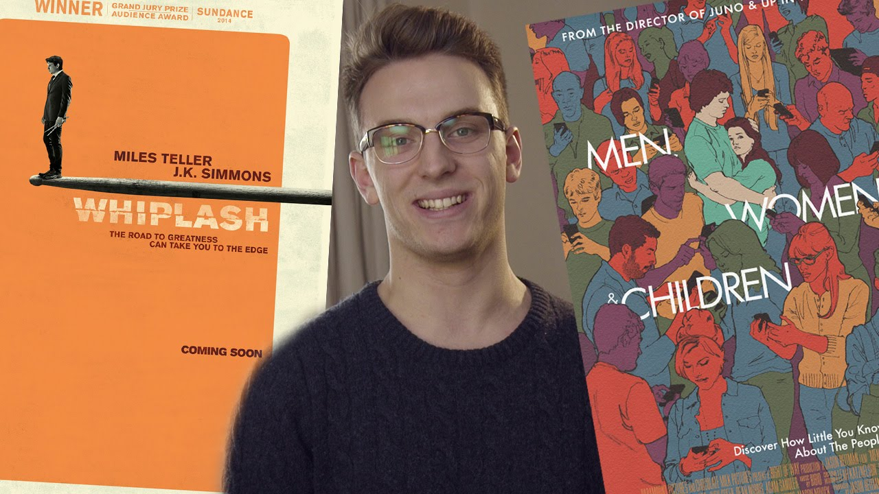 Download BFI Film Festival Reviews! (Whiplash and Men, Women & Children)