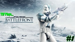 Battlefront is the successor to the incredibly popular Star Wars: B...